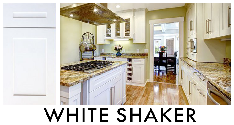 White Hardwood Cabinets Broward Palm Beach
