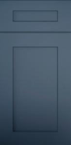 aria-blue-shaker-door